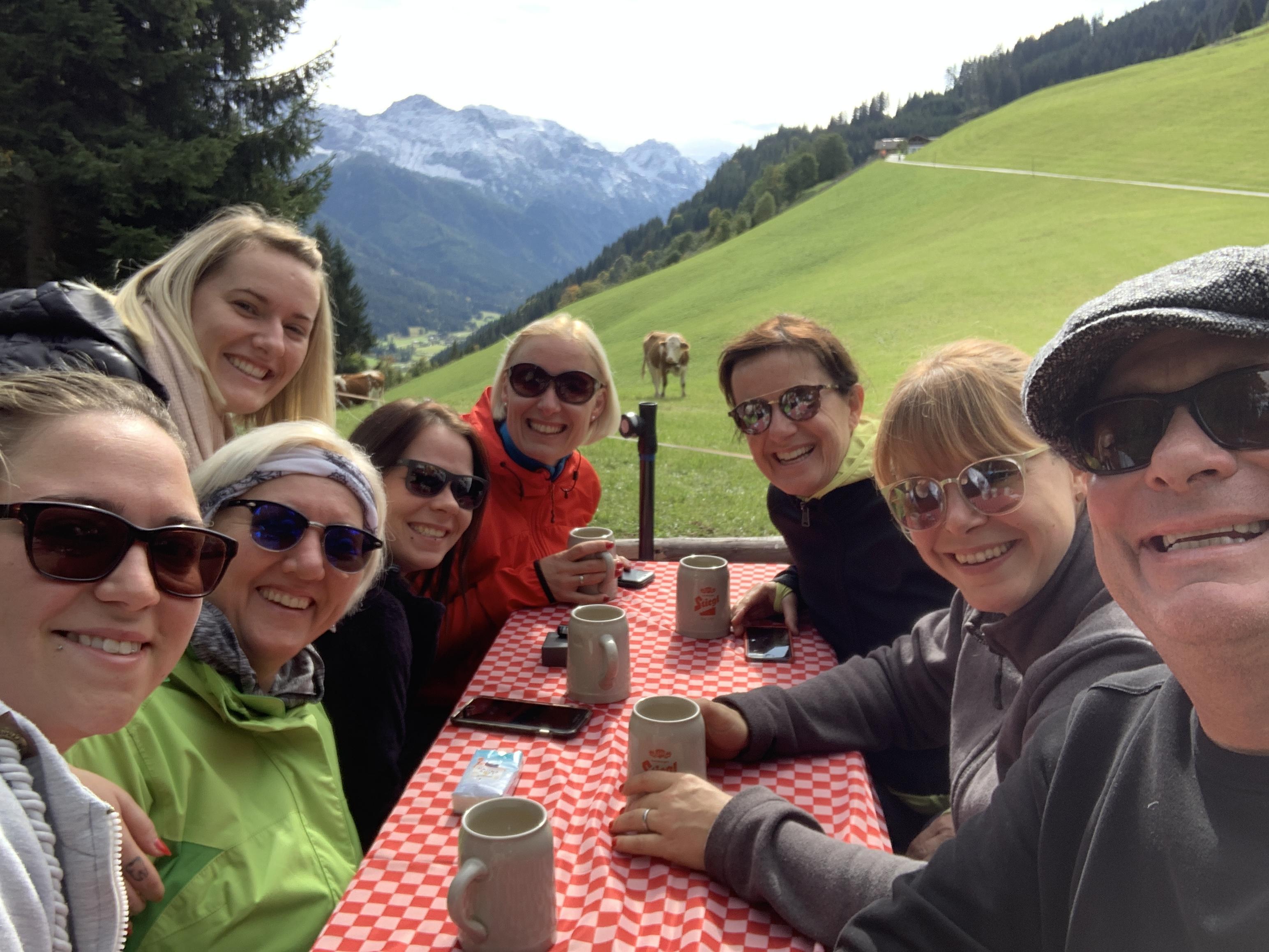 Neue Impulse und Teambuilding: Weiterbildung in Österreich